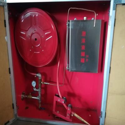 Hộp đựng vòi chữa cháy Nhà máy trực tiếp hộp lửa PSG30 hộp lửa Hộp lửa hộp xốp đường hầm hộp lửa đặc