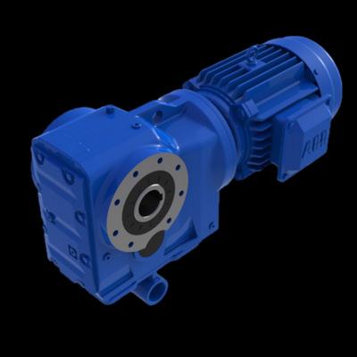 Sang số Guoyu Transmission MJAF107 Reducer MJAF107 Geared Motor Biến tốc độ nhà sản xuất