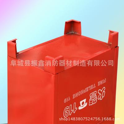 Hộp đựng vòi chữa cháy Nhà máy bình chữa cháy trực tiếp hộp các loại hộp chữa cháy 4kg / 5kg / 8kg /