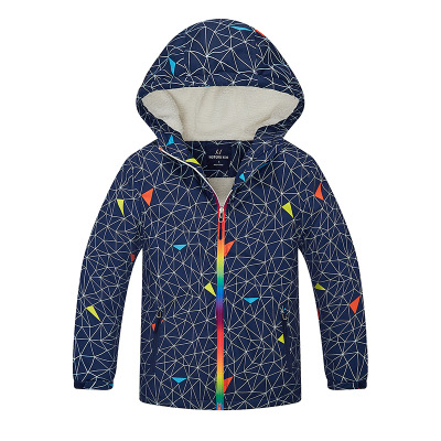 Thị trường trang phục trẻ em Các nhà sản xuất cung cấp cộng với áo khoác nhung trẻ em quần áo mùa đô
