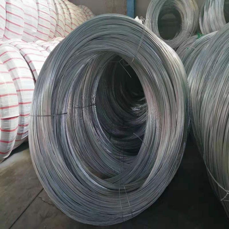 CHANGYUNZE Dây kim loại Nho đổ nhà kính dây dây nhà máy bán hàng trực tiếp Dây thép mạ kẽm nóng 10 m