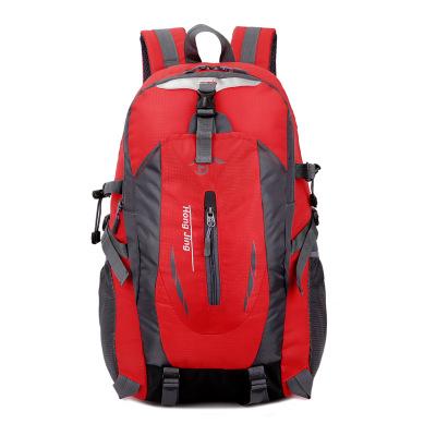 VaLi hành lý Túi leo núi ngoài trời mới công suất lớn du lịch ngoài trời túi thể thao leo núi túi đi