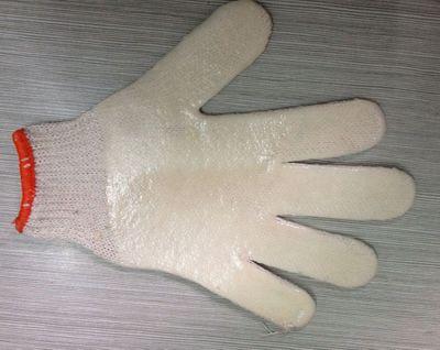 Găng tay chống cắt  Nhà máy găng tay cao su trực tiếp găng tay cao su găng tay axit và cao su kiềm 7