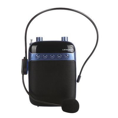 LEnRuE / Blue Yue Máy Radio Little bee loa đa chức năng loa chuyên dụng loa eo eo loa hướng dẫn thẻ
