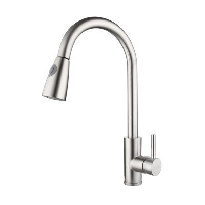 YOUCHU Vòi nước Vòi bếp đồng xuyên biên nhà sản xuất đồng hai lỗ bếp vòi nước nóng lạnh