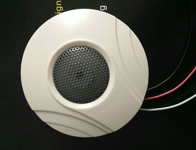 Thiết bị loa Moniter Giám sát an ninh xe bán tải giảm tiếng ồn độ trung thực cao KV-S100 với camera