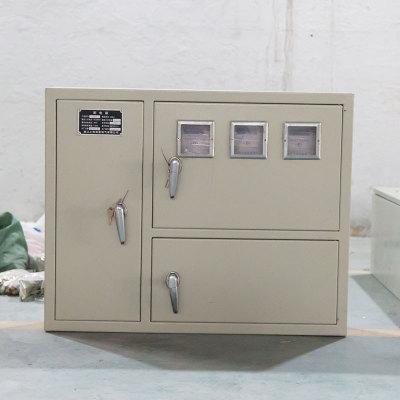 Hộp phân phối điện Bề mặt gắn hộp đo PZ30 Hộp phân phối ngắt mạch Hộp chiếu sáng Hộp phân phối hộ gi