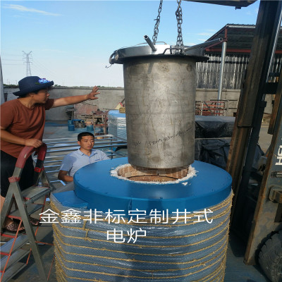 Thiết bị nhiệt điện Cung cấp nhiệt độ không đổi lò điện Làm nguội và ủ nhiệt xử lý nhiệt thiết bị đi