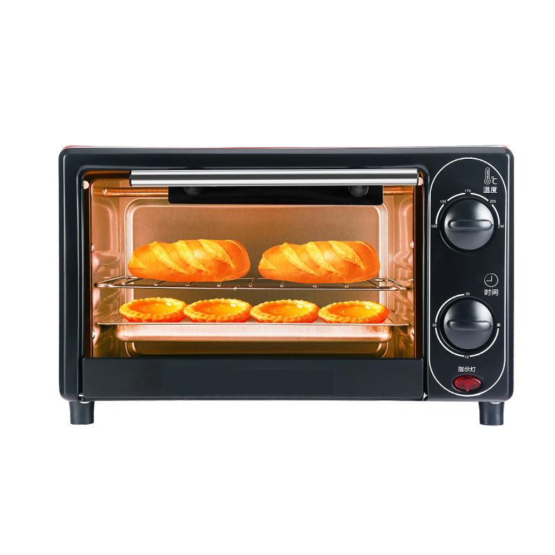 TINBA Lò vi sóng, lò nướng Nhà sản xuất lò nướng điện 12 lít Lò nướng gia đình 48 lít Cấu hình cao L