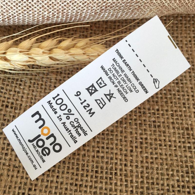 DONGFANG tem mạc , logo Các nhà sản xuất nhãn hiệu giặt tùy chỉnh nhãn in đai rách tay nhãn hiệu tùy