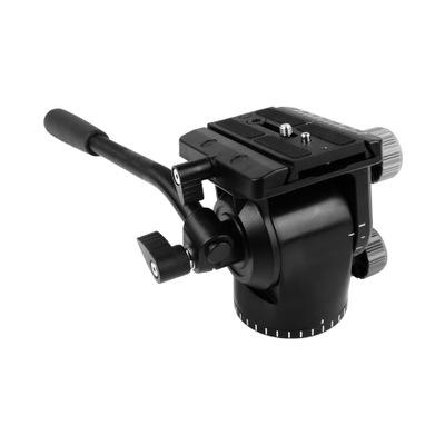Chân giá đỡ  Jinjie VT-1520 máy ảnh chụp ảnh chim gimbal giảm xóc thủy lực mới PTZ SLR