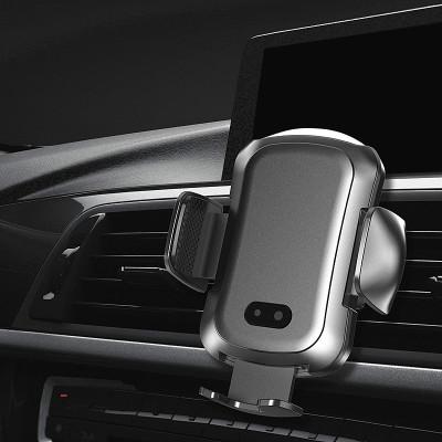 Đầu cắm sạc Tự động cảm ứng hồng ngoại sạc không dây 10W điện thoại di động tự động cảm ứng xe không