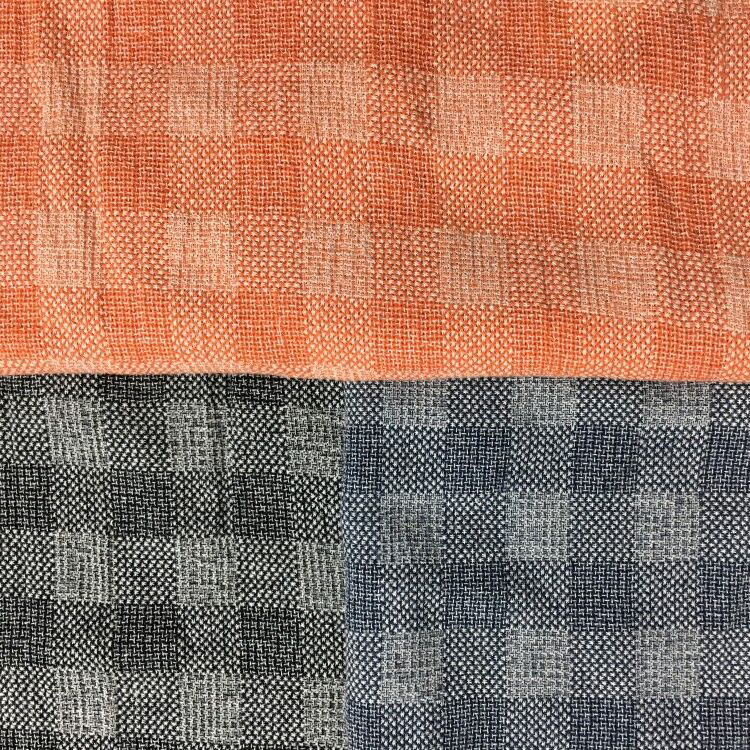 ZEYING Vải Yarn dyed / Vải thun có hoa văn Cotton-nhuộm vải kẻ sọc vải nhiều màu áo cotton trẻ em qu