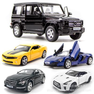 Mô hình xe Mercedes-Benz g63 mô hình xe mô phỏng hợp kim Land Rover xe mô hình kim loại đồ chơi xe t