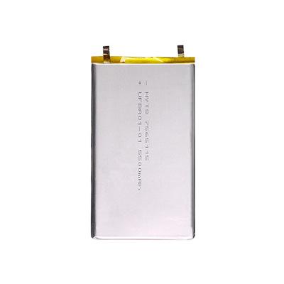Pin Lithium-ion Nhà máy sản xuất pin lithium polymer siêu mỏng trực tiếp 3.7V 5500 mA có thể tùy chỉ
