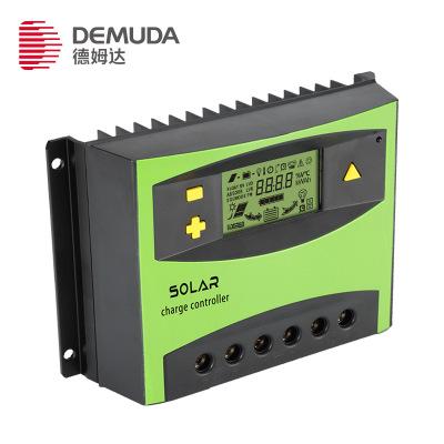 Mạch bo Nhà máy bán buôn bộ điều khiển năng lượng mặt trời 20a-60a thông minh chiếu sáng đèn đường b