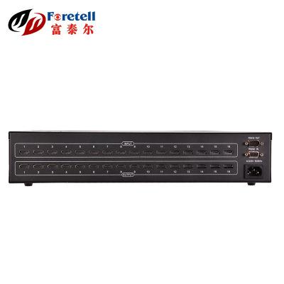 Hệ thống giám sát Matrix Futaier HDMI matrix host 4 in 4 out máy chủ giám sát / chuyển đổi / điều kh