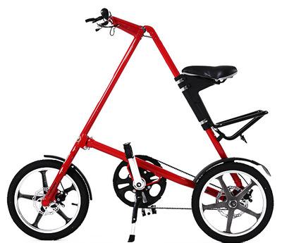 Xe đạp kiểu gấp bằng Nhôm 14 inch , 16 inch .