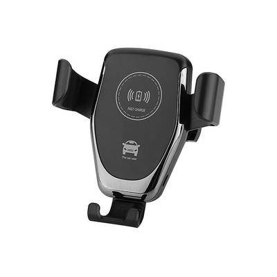 Đầu cắm sạc xe hơi Q12 sạc xe điện thoại di động sạc nhanh xe không dây sạc không khí ổ cắm khung tr