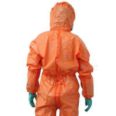 Trang phục bảo hộ 3M 4690 Quần áo bảo vệ Xiêm bảo vệ hiệu quả bụi hạt có hại ngăn chặn hóa chất quần