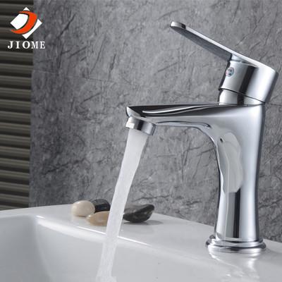 JIOME Vòi nước Vòi chậu rửa đồng nóng và lạnh trộn vòi phòng tắm tủ bệ chậu phổ thông van rửa lưu vự