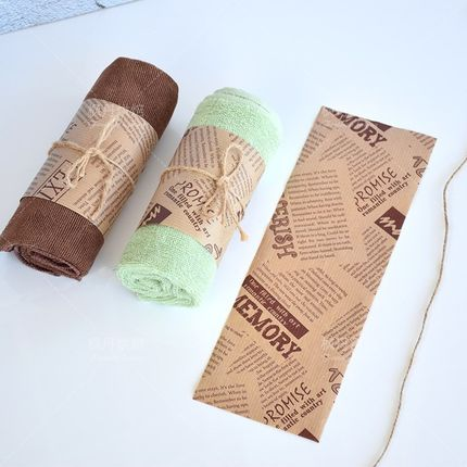 PAMPAS  Thị trường bao bì nhựa Khăn vuông cuộn báo trắng Bao bì Khăn cuộn Hộp bánh mì Bánh cuộn Cắt