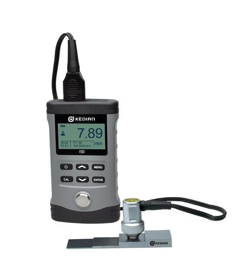 KEDIAN Mạ màu MC3000F / N sử dụng kép đo độ dày lớp phủ đo độ dày sử dụng kép đo độ dày trong nước