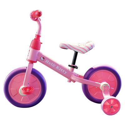 MAMAMIYA Xe tập đi Xe hai bánh một cân bằng cho trẻ em Xe tay ga tự hành 1-3-6 tuổi trẻ mới biết đi