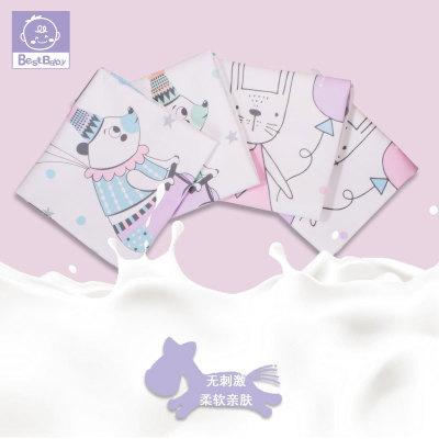 Tấm lót chống thấm Pad tã trẻ em lụa tơ cách nhiệt mới pad không thấm nước có thể giặt trẻ sơ sinh b