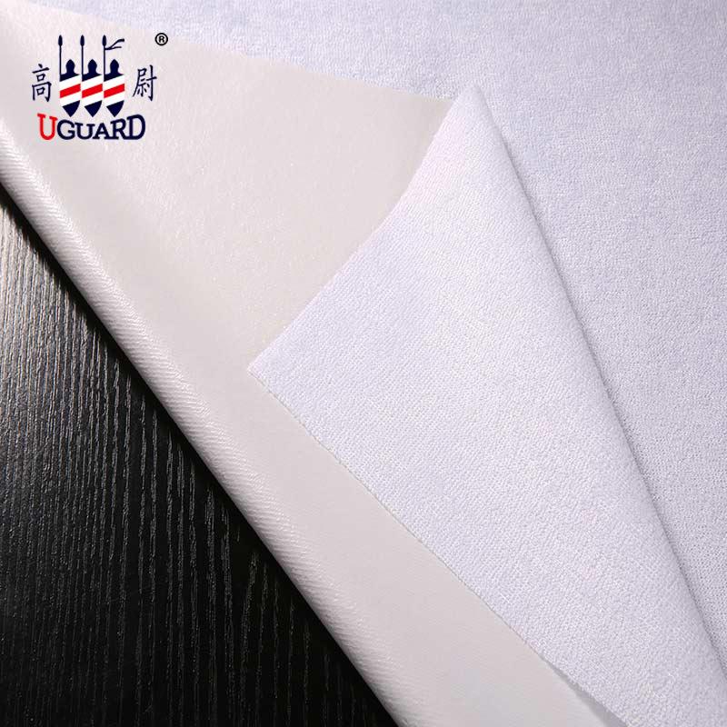 GAOWEI Vật liệu tổng hợp Nhà máy cung cấp trực tiếp 140g sợi tre vải terry composite TPU chống thấm