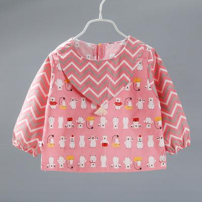 TONGSHIYUAN Áo khoác Vòng tròn bạn bè đang bán! 19 mẫu áo mùa thu cotton không thấm nước cho trẻ em!