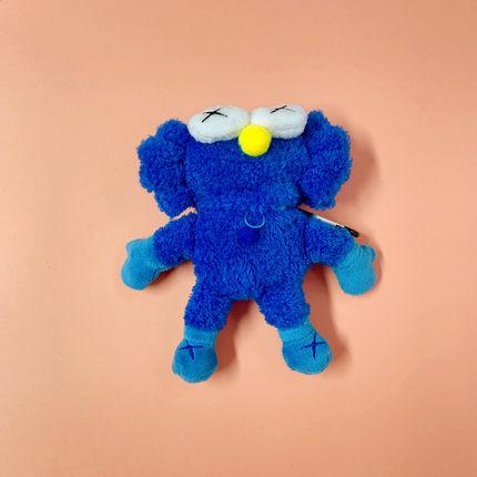 Aigo Hộp đựng tai nghe Tide thương hiệu ba chiều sang trọng Sesame Street AirPods1 / 2da bộ tai nghe