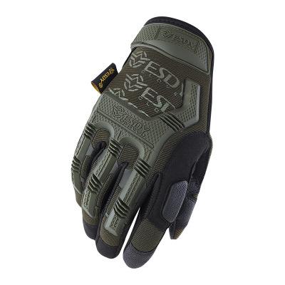 Găng tay bảo hộ Găng tay mới đầy đủ của ESDY2018, găng tay leo núi ngoài trời bằng nhựa bảo vệ chống