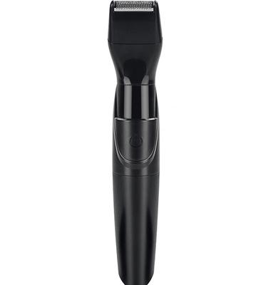 Dao cạo râu  Tông đơ cắt tóc nam dùng pin khô máy cạo râu mini mũi trong bộ đồ năm trong một