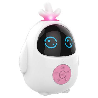 Máy học ngoại ngữ Le baby small Q egg giáo dục sớm đi kèm với máy học wifi thông minh Robot đồ chơi