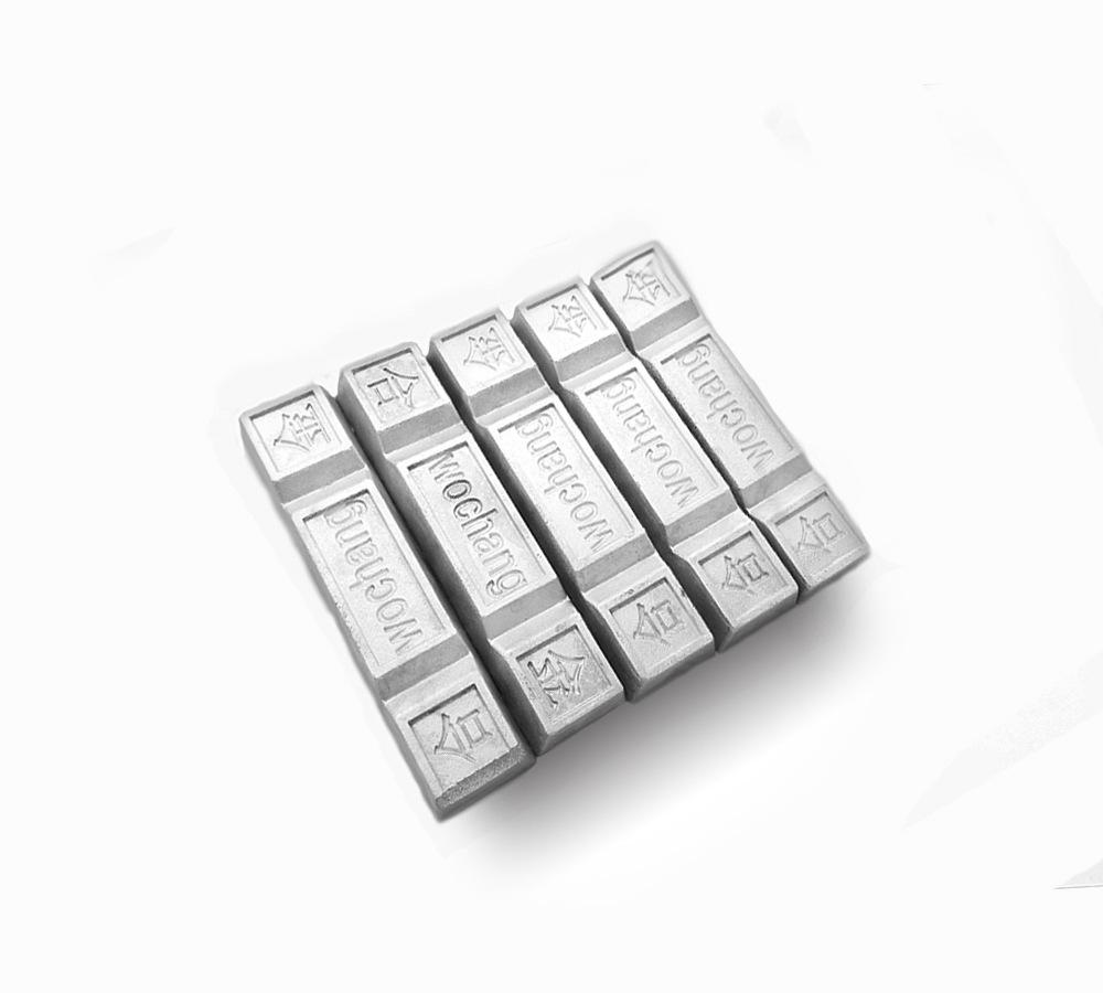 Hợp kim Nguồn gốc Sản phẩm điều khiển nhiệt độ hợp kim Wude fusible allloy nhiệt độ với hợp kim kim