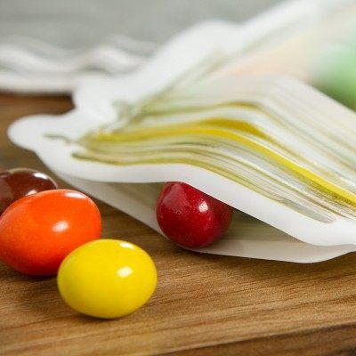 PAMPAS  Túi đứn Trà tươi giữ túi Mason tươi chai thực phẩm mờ thực phẩm niêm phong túi thực phẩm tự