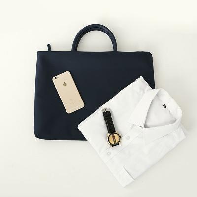 Túi đựng máy vi tính Mới bán trực tiếp kinh doanh túi xách unisex cổ điển vali 13 inch 15 inch Túi x