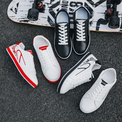 Giày lười / giày mọi đế cao Xuân 2019 xu hướng thời trang mới giày thể thao hoang dã giản dị nam thấ
