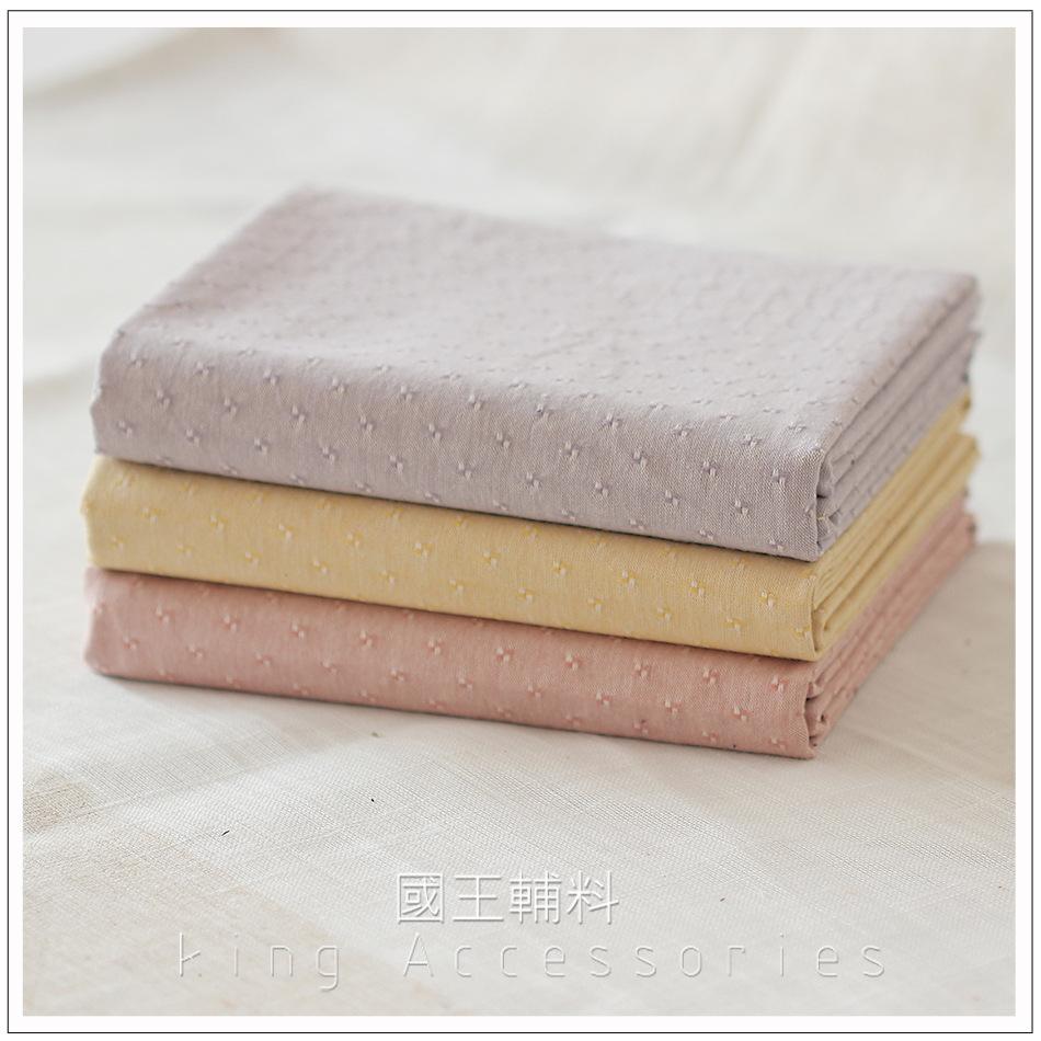 Vải Yarn dyed / Vải thun có hoa văn Stock Hot Áo Vải Giặt Sợi DIY Handmade Cotton Sợi Vải Jacquard