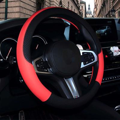 CHECHENGSHI Da bọc vô lăng Tay lái bao gồm Tay lái xe ô tô Tay lái bao gồm Bốn mùa tay lái phổ quát