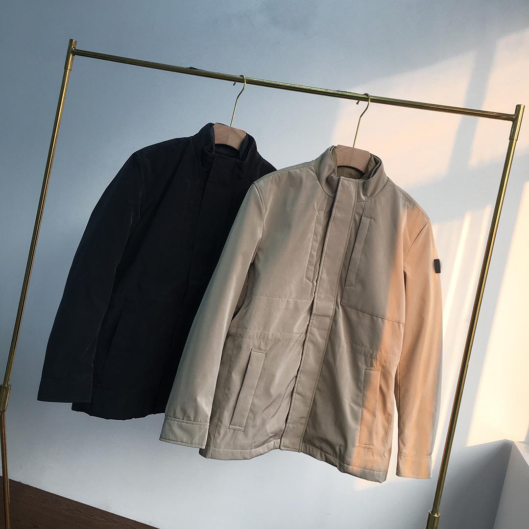 Áo khoác nam hai trong một, áo khoác ba trong một phù hợp với áo khoác hai mảnh 1.32kg L19231001