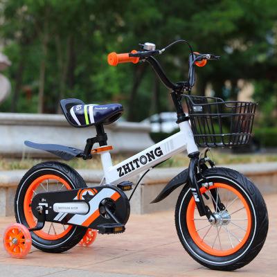 Xe điện 2 bánh tự cân bằng Xe đạp trẻ em trí tuệ 3 tuổi 5 tuổi nam nữ xe đạp cân bằng xe đẩy trẻ em