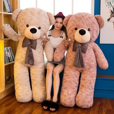 Đồ chơi hoạt hình Cà vạt nơ lớn ôm gấu đồ chơi sang trọng Teddy gấu búp bê cửa hàng trực tuyến một t