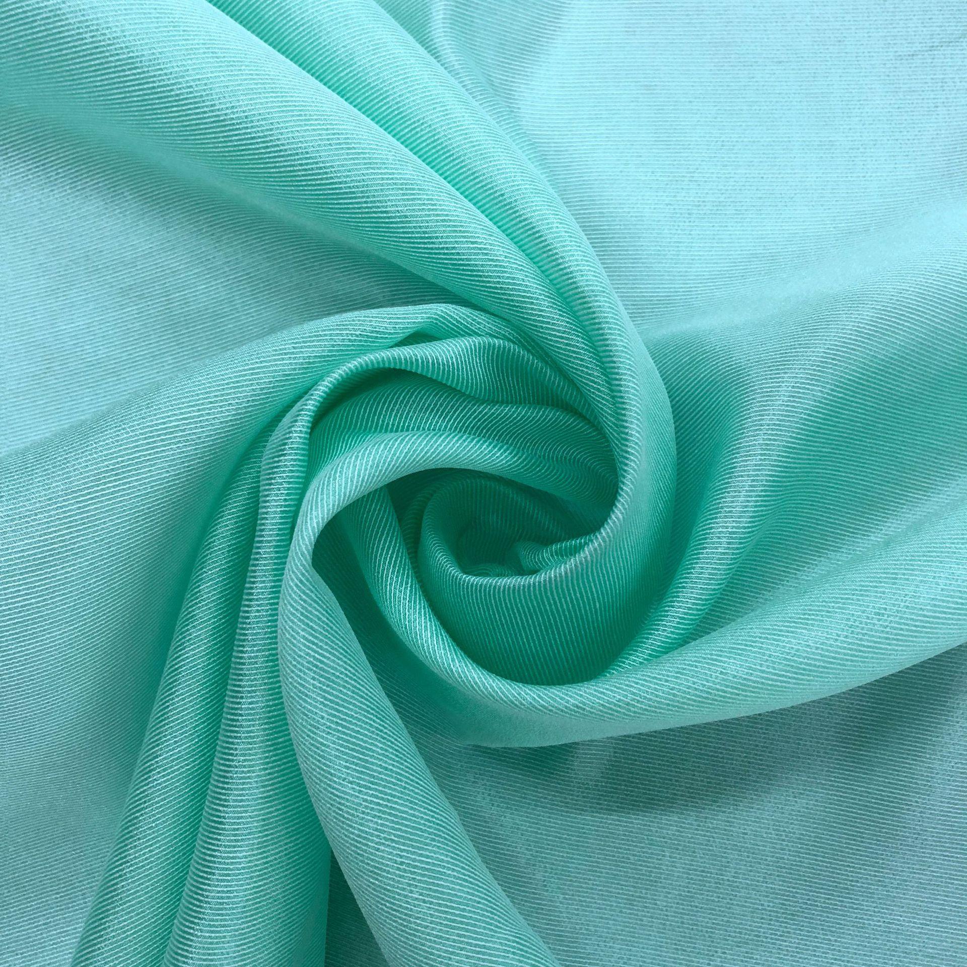 JINYIFAN Vải Visco (Rayon) Vải polyester sọc cotton 21S vải monofilament dệt có thể được tùy chỉnh n