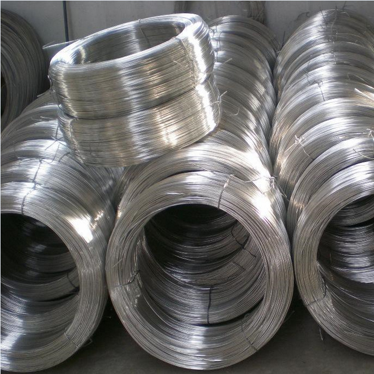 NANLV Vật liệu kim loại Bán buôn và bán lẻ các thông số kỹ thuật khác nhau dây nhôm hợp kim dây nhôm