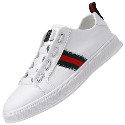 Giày Sneaker / Giày trượt ván Giày nam 2019 Giày trắng nam Giày thông thường Hàn Quốc Giày thể thao