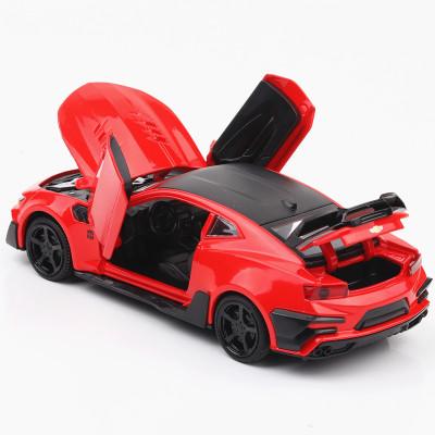Mô hình xe (số lượng lớn) Mô hình xe hơi Chevrolet Kemera hợp kim âm thanh và ánh sáng mô hình xe hơ