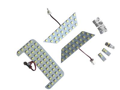 Đèn xe Mới RAV4 50 Series Đèn trong nhà Đèn pha LED Đèn trên xe ô tô Đèn đặc biệt Ô tô Led