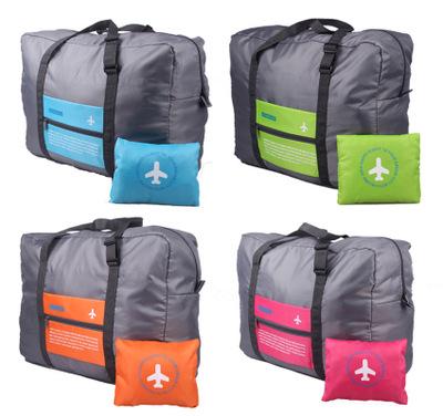 Túi xách du lịch Túi du lịch tùy chỉnh túi xách máy bay nữ túi xách nam túi xách ngắn khoảng cách gấ